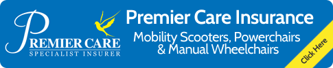 Premier Care Mobility Scooter Insurance